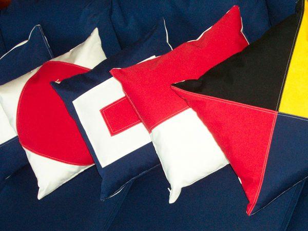 Signal Flag Pillows