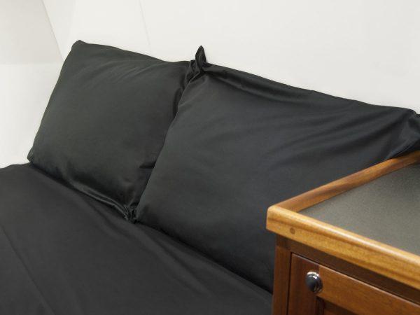 boat sheets black