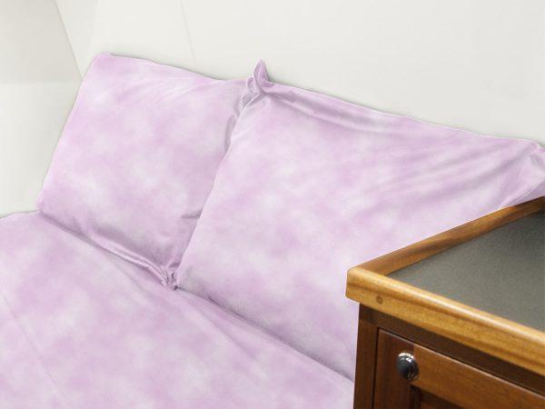 boat sheets blended pink